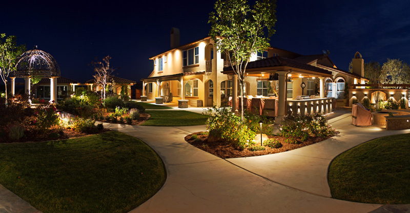 The Benefits of Outdoor Landscape Lighting